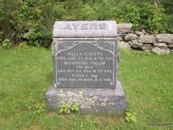 Bathsheba <I>Fuller</I> Ayers Hawks