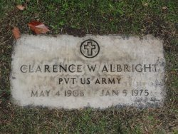 Clarence Albright