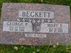George Paul Beckett