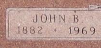 John B Regnier