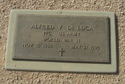 Alfred V De Luca
