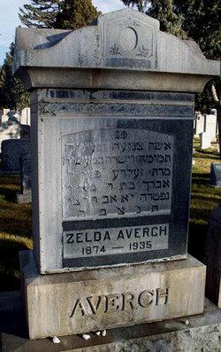 Zelda Averch
