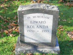 Edward Kolanda