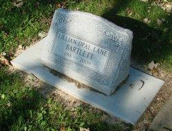Lillian Opal <I>Lane</I> Bartlett