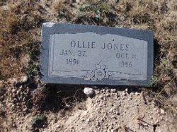 Ollie Jones