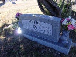 Hayden Warren Myers