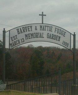 Harvey & Mattie Fudge Memorial Garden