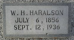 William Hugh Haralson