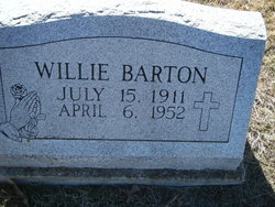 Willie Barton