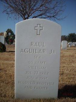 Raul Aguilar, Jr