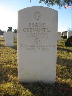 Frank Cervantes Aguirre