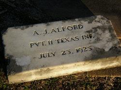 Allen Josiah Alford