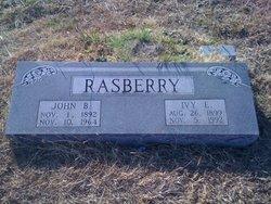 John Benjamin Rasberry, Sr