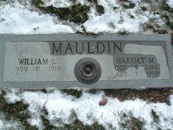 Harriet M Mauldin