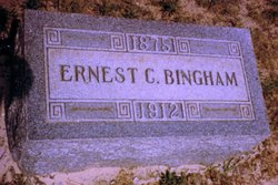 Ernest Coleman Bingham