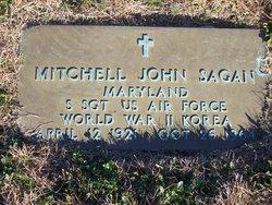 Sgt Mitchell John Sagan