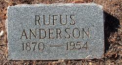 Rufus Anderson