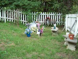 Moss - Hollifield Cemetery