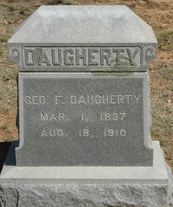 Capt George F Daugherty