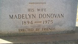 Madelyn <I>Donovan</I> Dixon