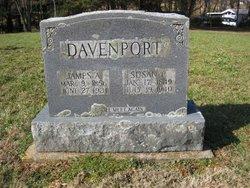 Susan C. <I>Ledford</I> Davenport