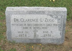 Dr Clarence L. Zugg