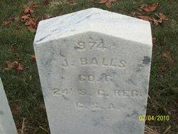 Pvt John Balls