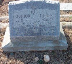 Junior Olen Tuggle
