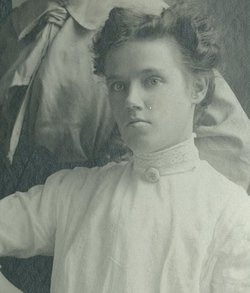 Elizabeth Wilhelmina <I>Hansen</I> Wright