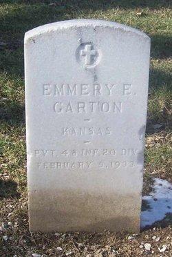 Emmery E Garton