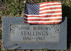 Linnie <I>Burrows</I> Stallings