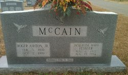 Roger Ashton McCain, Jr