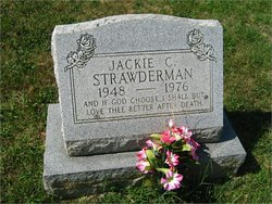 "Jackie Carroll ""Jackie"" Strawderman"