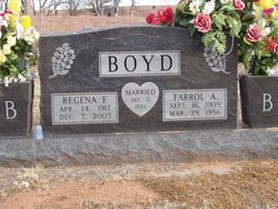 Regena Fay <I>Townley</I> Boyd