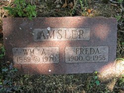 William A. Amsler
