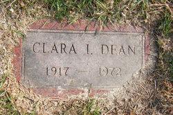 Clara I Dean