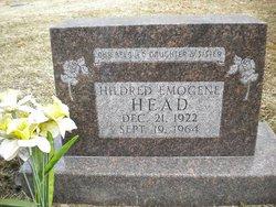 Hildred Emogene Head