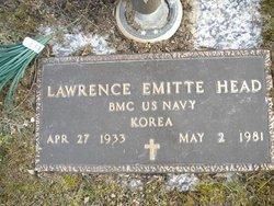 """Lawrence Emitte """"Larry"""" Head"""