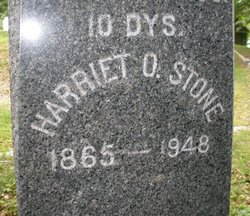 Harriet O. Stone