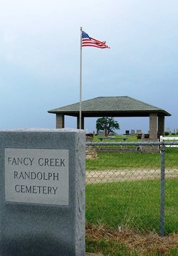 Fancy Creek Randolph Cemetery