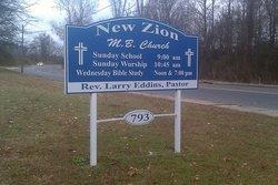 New Zion M.B. Church Cemetery