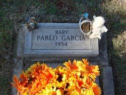Baby Pablo Garcia