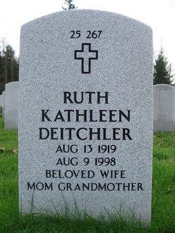 Ruth Kathleen Deitchler