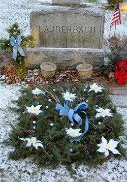 Doris E. <I>Lauderbach</I> Carey