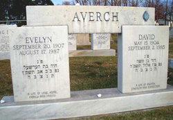 """Evelyn """"Eva"""" <I>Mandel</I> Averch"""