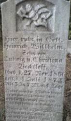 Heinrich William Bechtloff