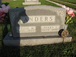 Nellie M. <I>Wilcox</I> Anders