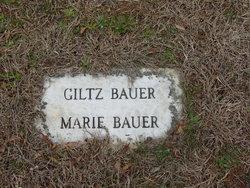 Giltz Marie <I>Constantine</I> Bauer