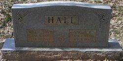 Willie Loyd Hall