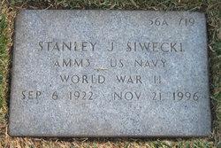 Stanley J Siwecki